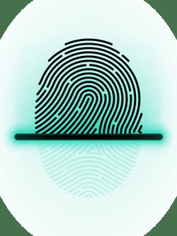 finger print scanning