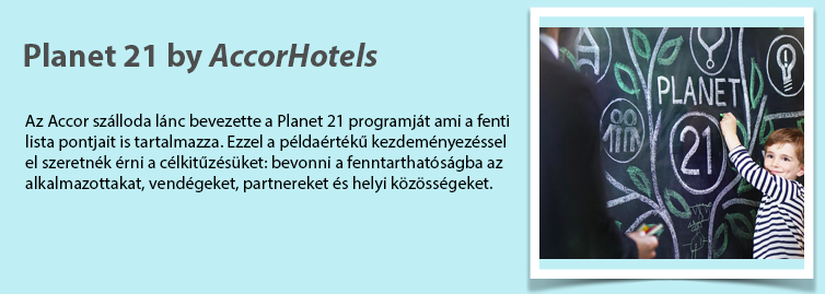 Planet 21 by AccorHotels
