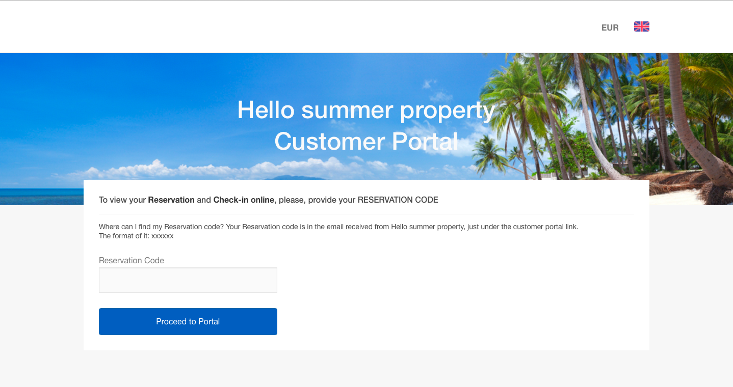 GuestAdvisor web login