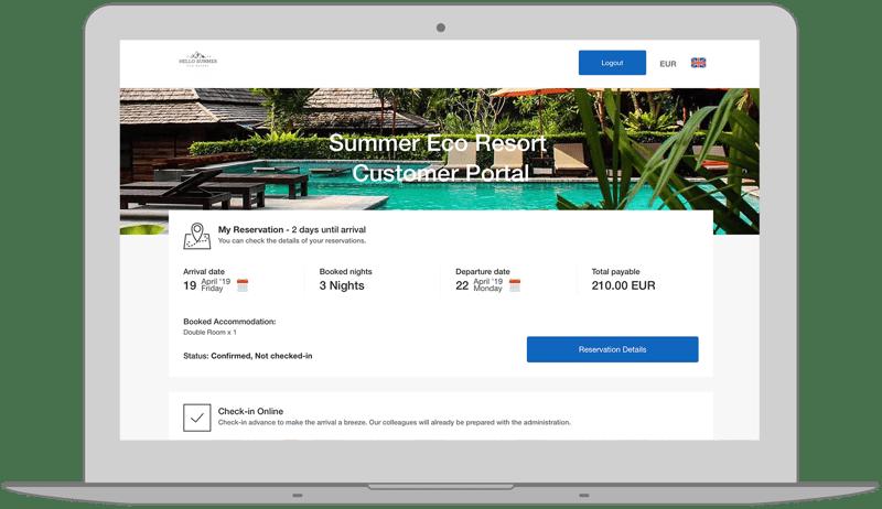 SabeeApp Customer Portal
