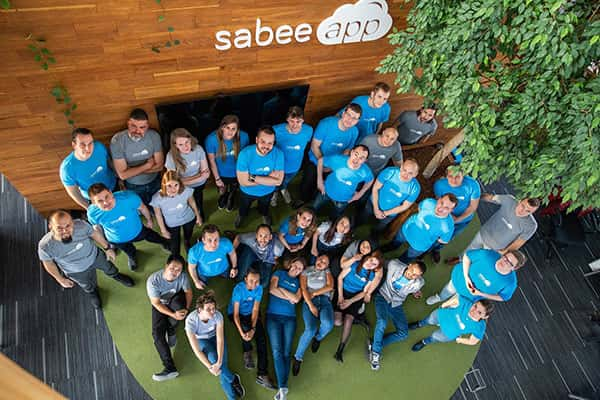 sabeeapp team photo